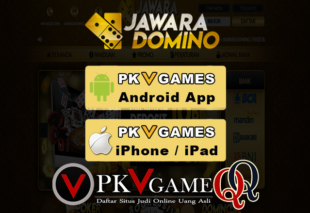 Cara Download pkv games apk android Di Jawaradomino
